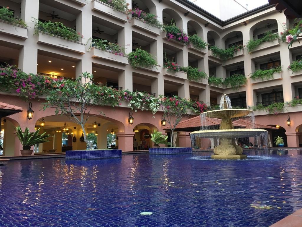 そこは私の癒される場所(マレーシア マラッカ)