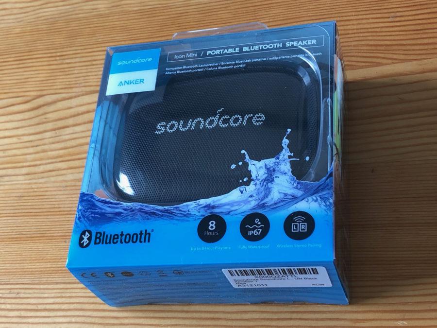 風呂でもOK!Ankerの防水ワイヤレススピーカー「Soundcore Icon Mini」レビュー